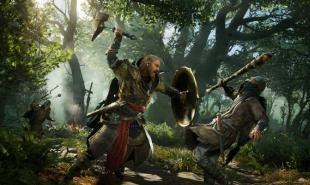 PS4《AC英灵殿》亚洲版将推出特别更新 调整多项画面