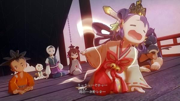 """和风RPG《天穗的长命草姬》更新上线 调整羽衣技三种""""异世遣""""的性能"""