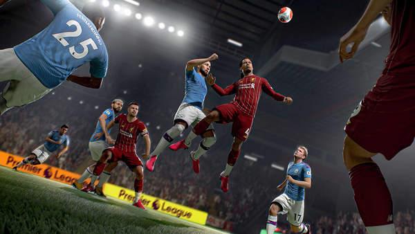 英国一周游戏销量排行榜:《FIFA 21》荣升亚军位居第二
