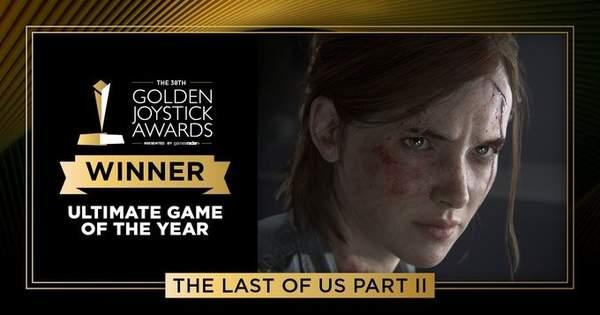 """當《最后生還者2》拿下年度游戲 金搖桿獎項""""魔幻評選""""結果出爐"""