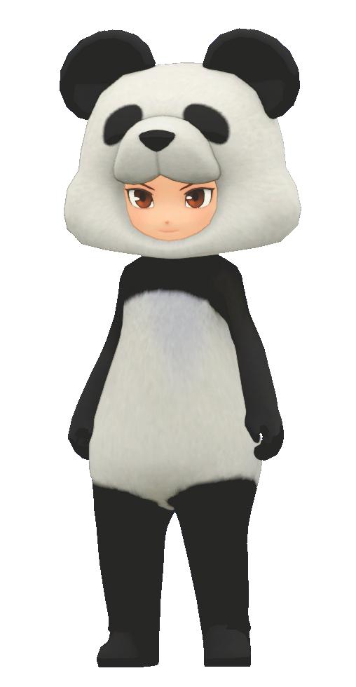 《牧場物語:橄欖鎮與希望的大地》特典:熊貓布偶裝 將于明年2月25日發售