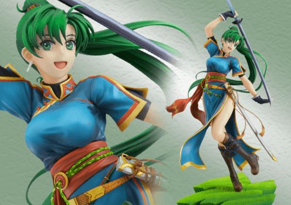 《火焰纹章》高人气角色琳全新手办公开 仗剑动作飘逸细节完美