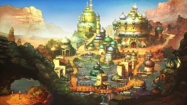 RPG《勇气默示录2》新截图、情报 魔法之国角色展示