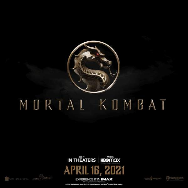 华纳官宣《真人快打》重启电影延至2021年4月上映 由温子仁监制、Simon McQuoid执导