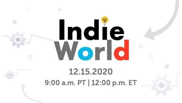 任天堂官宣12月16日举行发布会 展示NS新独立游戏及更新消息