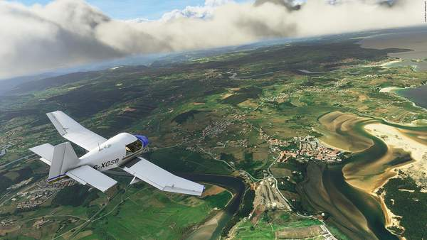 《微软飞行模拟》全球玩家数量已突破200万