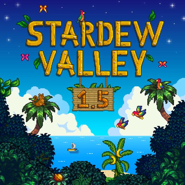 PC《星露谷物语》1.5版更新公告 加入新故事线及3名次要NPC