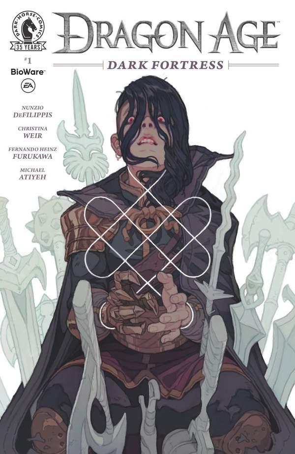 龙腾世纪漫画新作《Dark Fortress》公布 将于2021年3月31日发行第一期