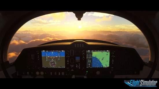 《微软飞行模拟》PC端上线VR功能 带来超逼真驾驶体验