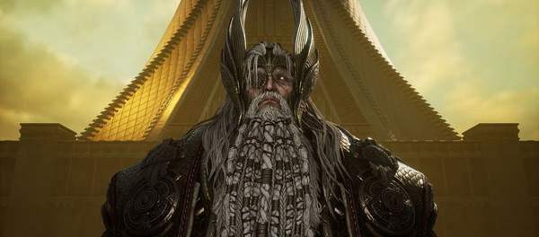 韩国MMO《奥丁:神叛》新图片 战士、巫女、司祭、盗贼四职业可玩