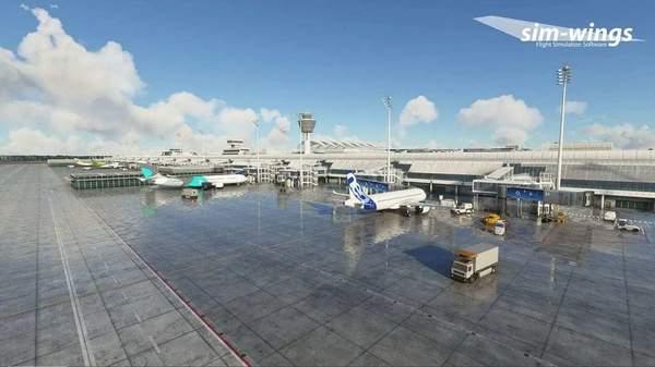 《微软飞行模拟》新插件包上线 新添加机场位于德国第二大枢纽慕尼黑