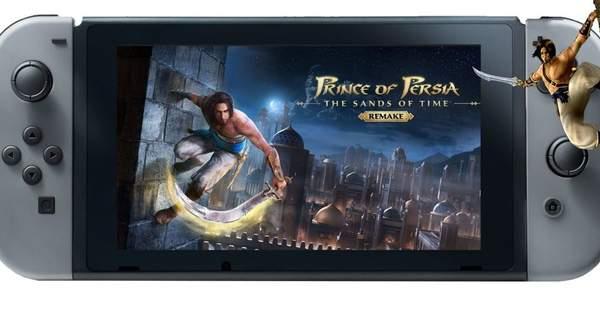 育碧商城泄露《波斯王子:时之砂重置版》Switch版 将延期至3月18日发售