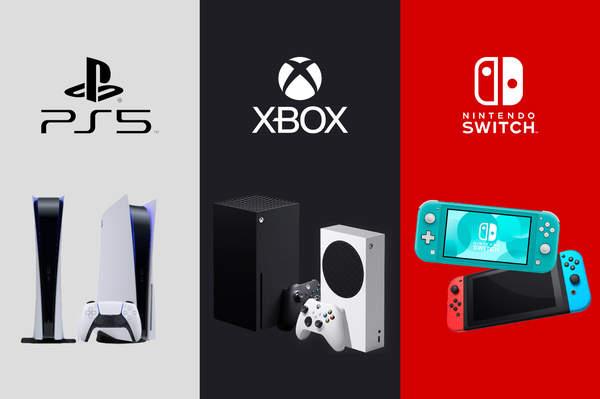 PS5/XSX/NS全球销量对比 PS5五周内发售373万台占市场份额46%
