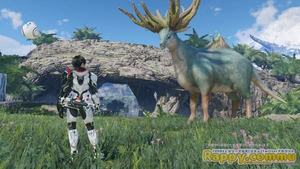 《梦幻之星OL2:新起源》新截图 PC配置要求或将有所提升