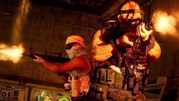 """《COD17》追加""""3v3狙击战模式"""" 限定玩家武器使用"""