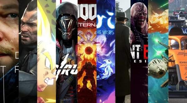 2020年优化最佳PC游戏Top10:《毁灭战士:永恒》以细节取胜