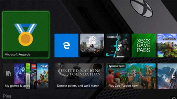 联合国基金会与Xbox为防疫捐款 每1000点积分便可捐款1美元