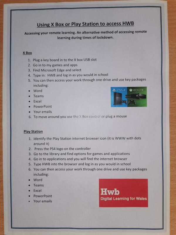 英国某校建议学生没有笔记本上网课可用PS4和Xbox 或者智能电视之类的设备