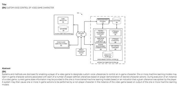 EA研究新系统 语音指令让非操控角色执行相应动作