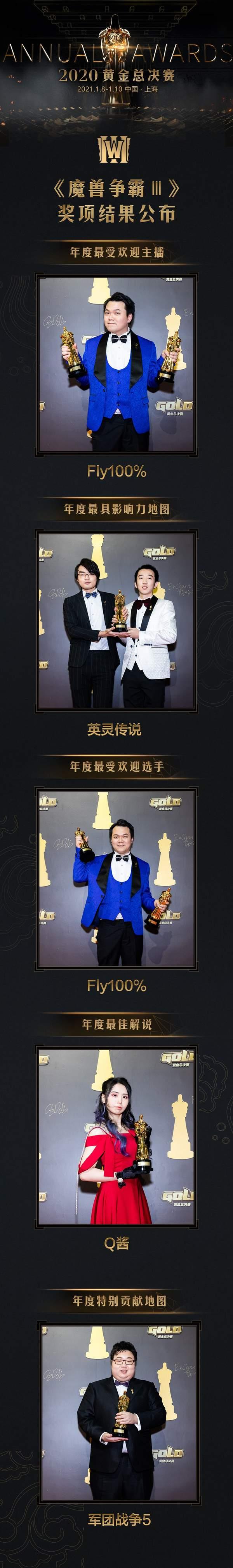 《魔兽争霸3》总决赛落幕 infi再度夺冠,年度奖项揭晓
