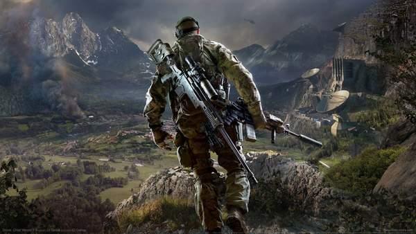《狙击手:幽灵战士》系列销量喜人卖出超1100万份 系列新作将于2021年第一季度发售