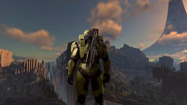 传《光环无限》将有大型团队战斗 小队派生,强化载具