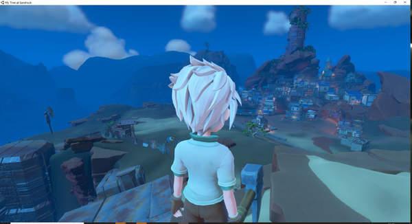 经营RPG《沙石镇时光》小镇背景设定 神秘的古楼兰等你探索