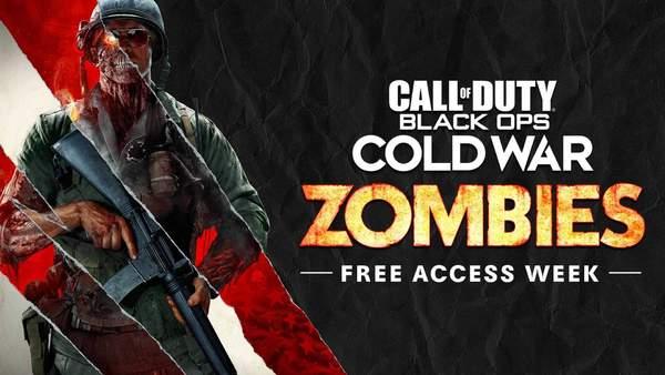 《COD17》僵尸模式周免试玩开启 季中更新同步上线