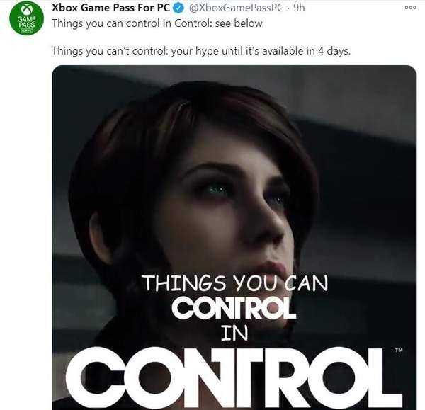 《控制》将于1月21日加入PC版XGP服务 订阅即可免费畅玩百款游戏