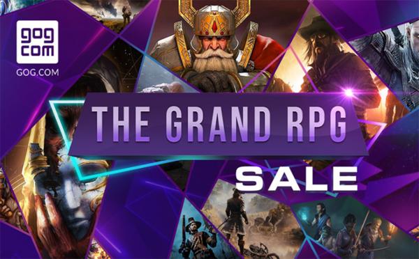 GOG开启Grand RPG特卖活动 伊苏8、神界系列史低