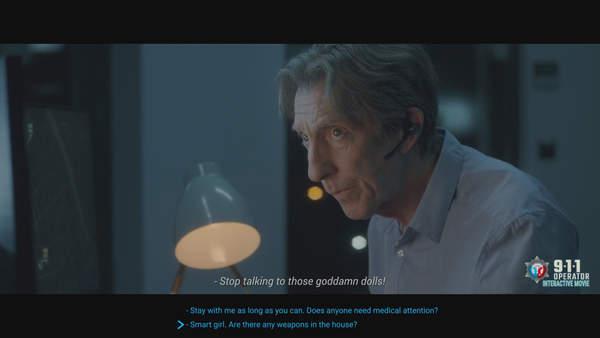 《911接线员:互动电影》上架Steam 暂不支持中文