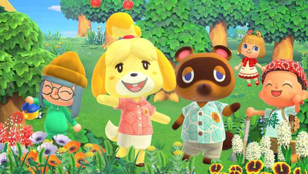 德国12月游戏销量简报:《动物森友会》销量超百万 《塞尔达灾厄》超10万