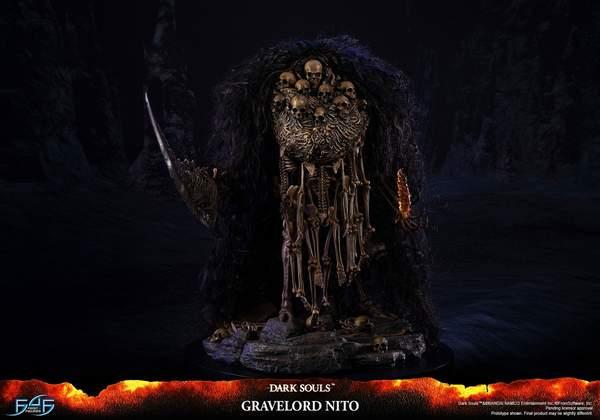 《黑暗之魂》墓王尼特雕像开启限时预售699.99美元 将于年内第一季度发售