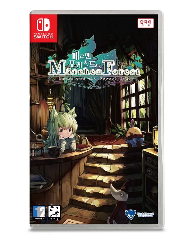迷宫RPG《童话森林》发售日公布 1月28日登陆PS4/NS/PC