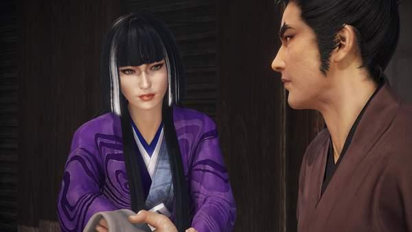 Steam《仁王2:完全版》截图 浓姬、姬柴田胜、无明等NPC显得更加鲜活