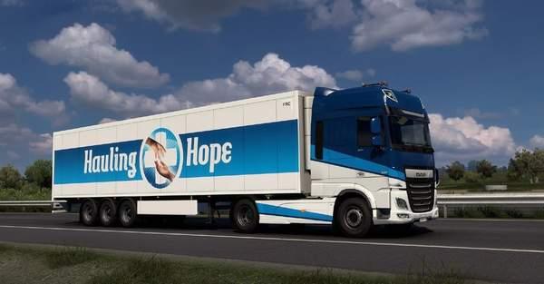 """《美国卡车模拟》新活动弄巧成拙 开发商发声明解释""""卡车司机们都在努力工作"""""""