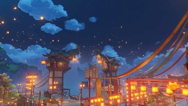 """《原神》1.3版本""""明霄升海平""""简介 共同迎接新年的全新冒险"""