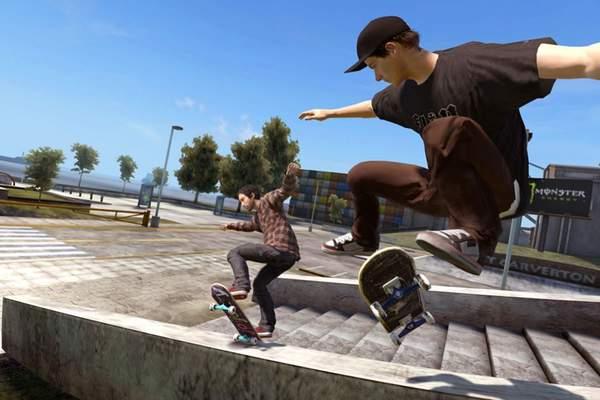 EA公布温哥华工作室Full Circle 负责开发《滑板4》尚未公布正式名称