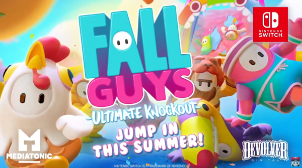 Epic官宣收购《糖豆人》开发商母公司 本次收购不会影响游戏游玩