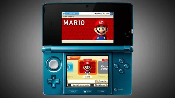 3DS掌机维修配件消耗完 日本任天堂不再接受该掌机的维修